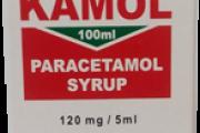 Kamol 100ml, A paracetamol Syrup