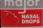 Major Nasal Drops