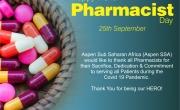 Commemorating World Pharmacist Day